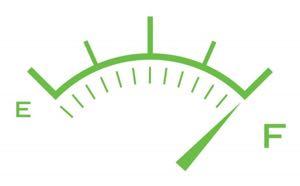 Minska din bränsleförbrukning med rätt däcktryck