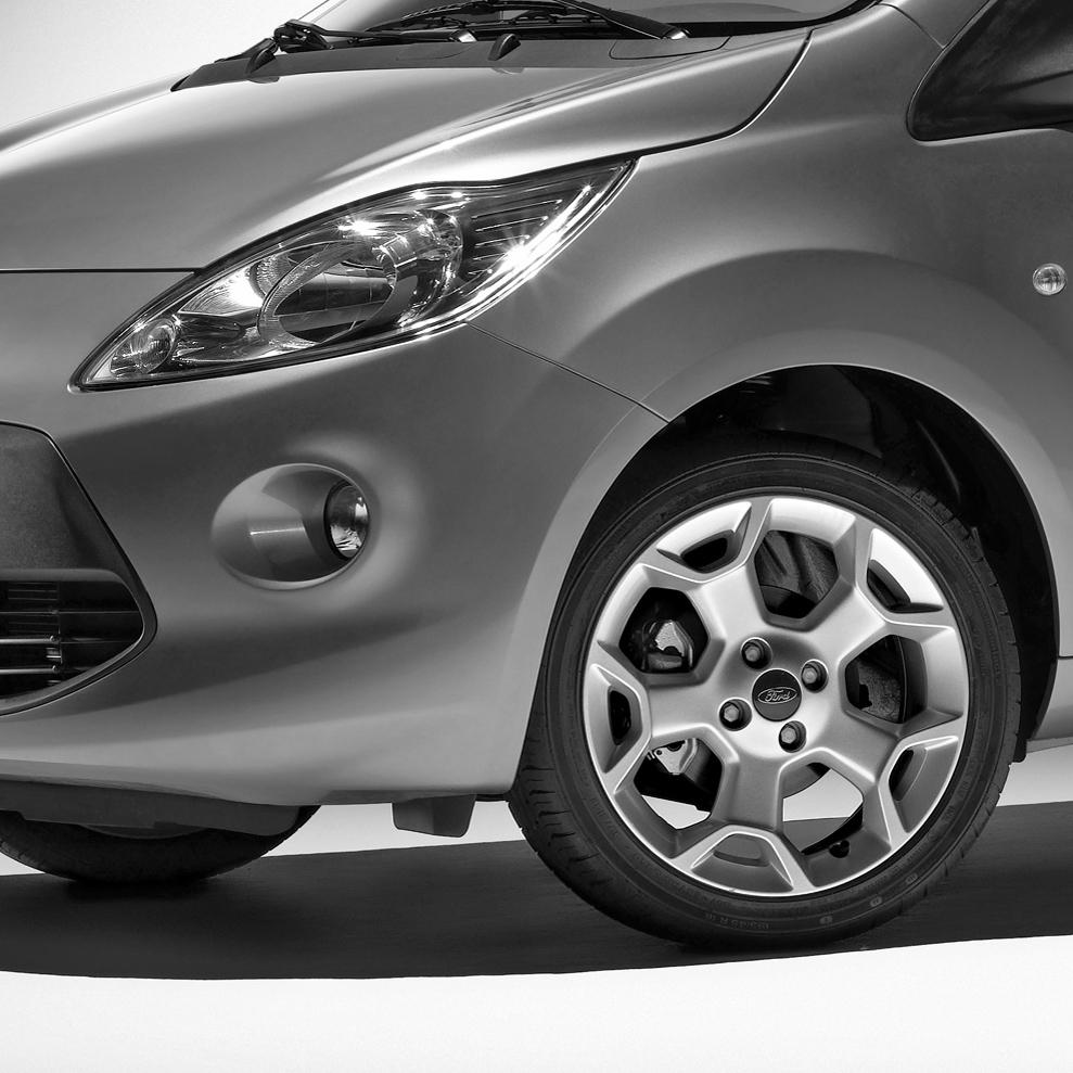 Ford-Ka-2018 Däcktryck