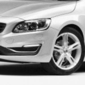 Volvo V60 2018 däcktryck.com