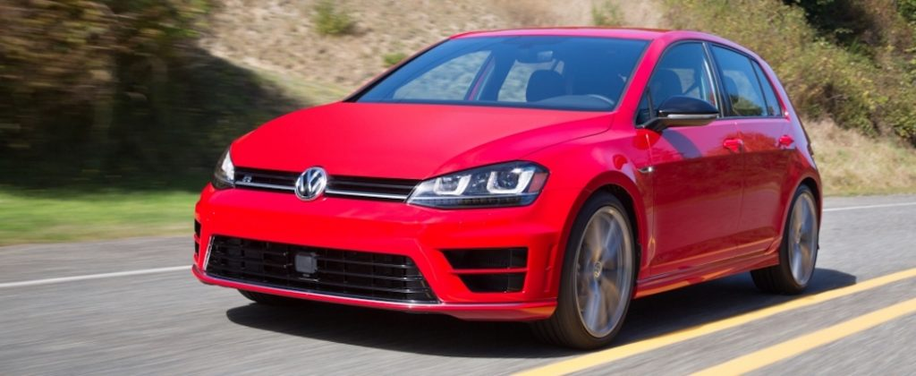 Volkswagen Golf TSI 110 2017