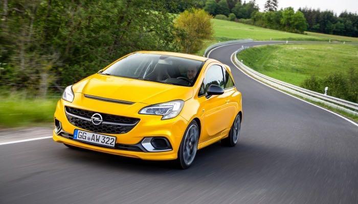 Hitta ditt däcktryck Opel Vauxhall Corsa 2018